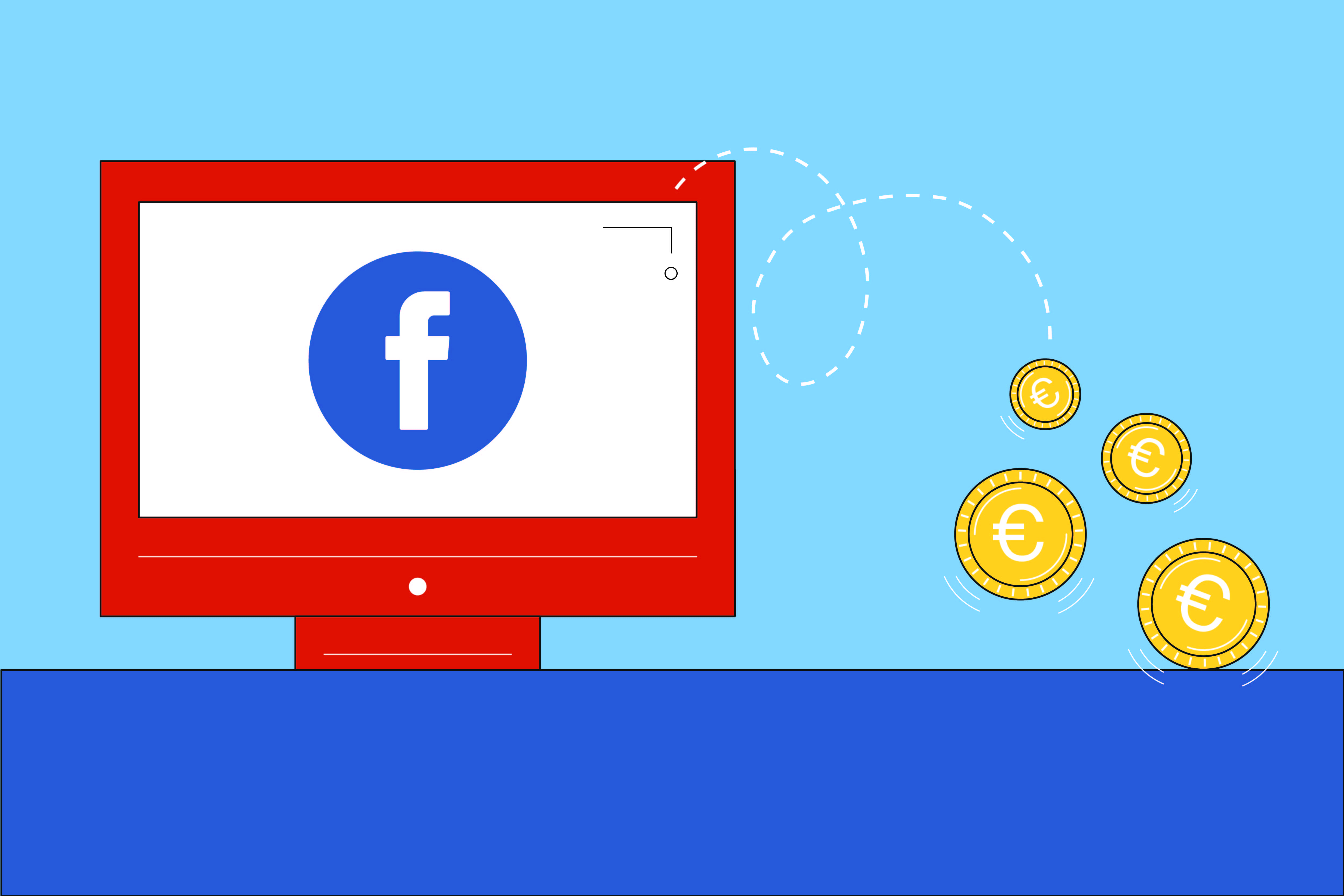 aggiungere un e-commerce su facebook