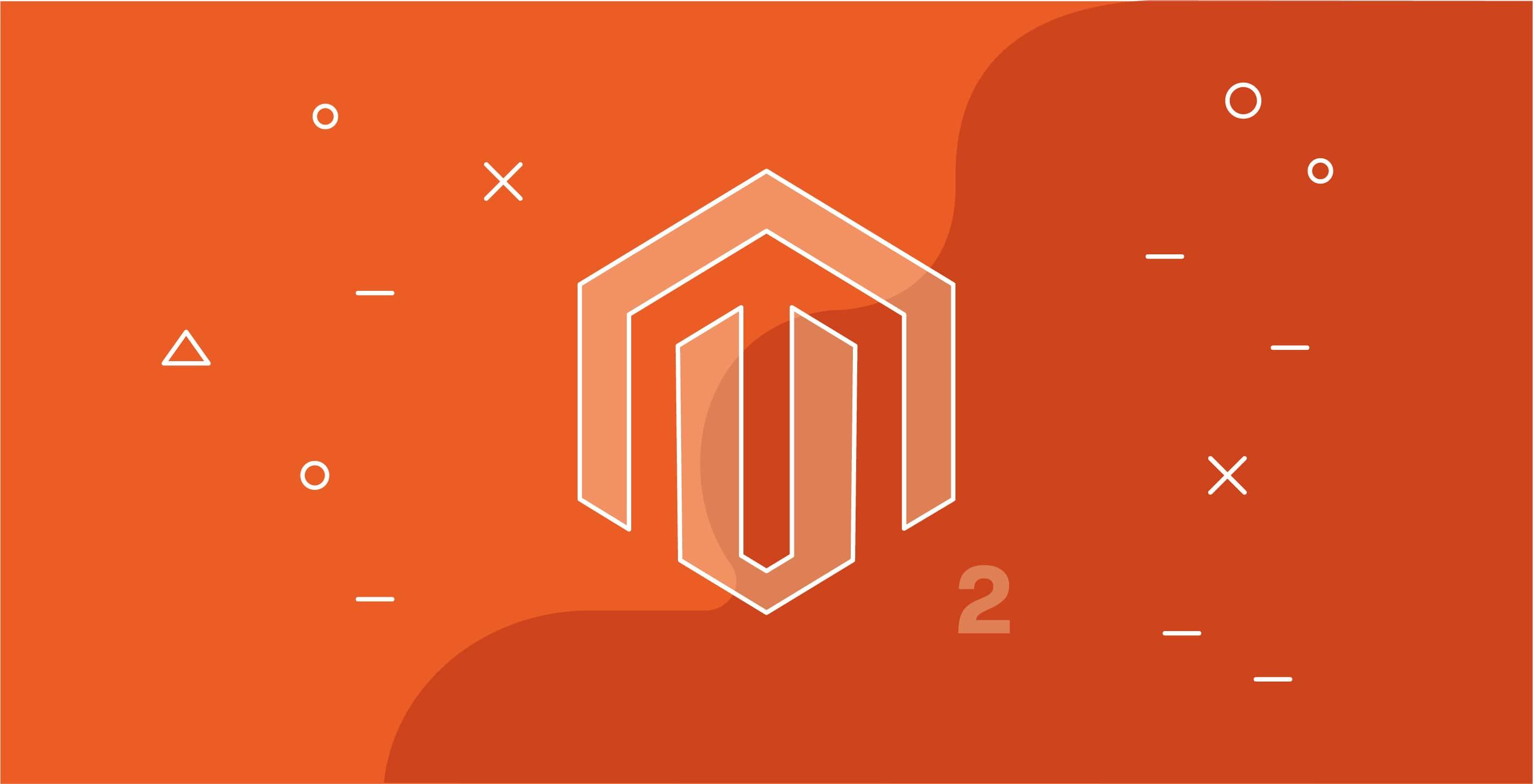 logo di magento 2
