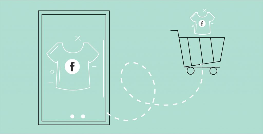 aggiungere un e-commerce su Facebook