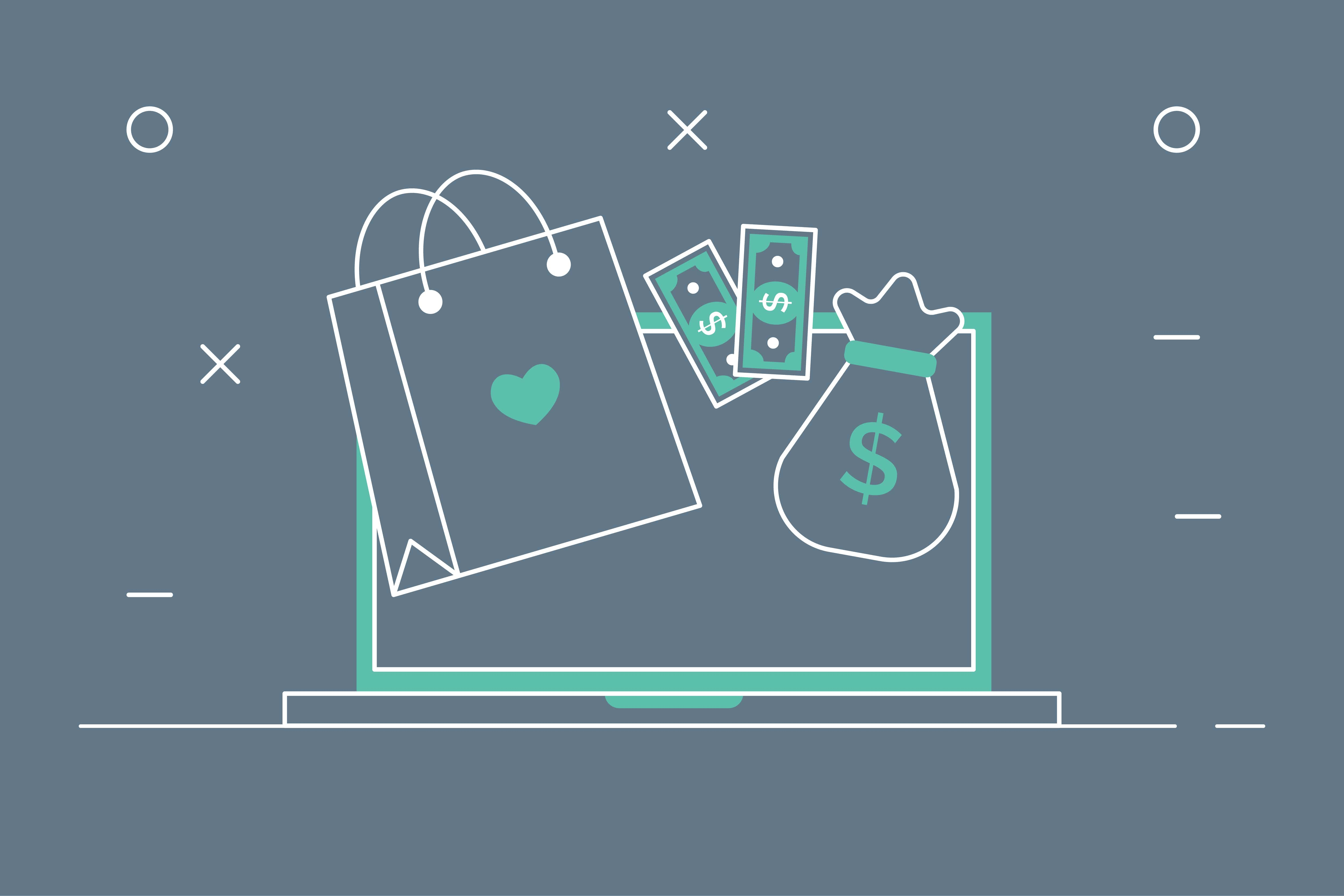 aumentare le vendite con un ecommerce