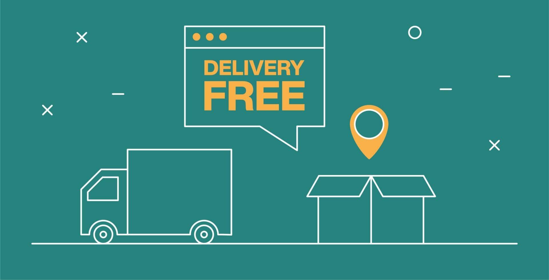 offrire la spedizione gratuita sugli ecommerce