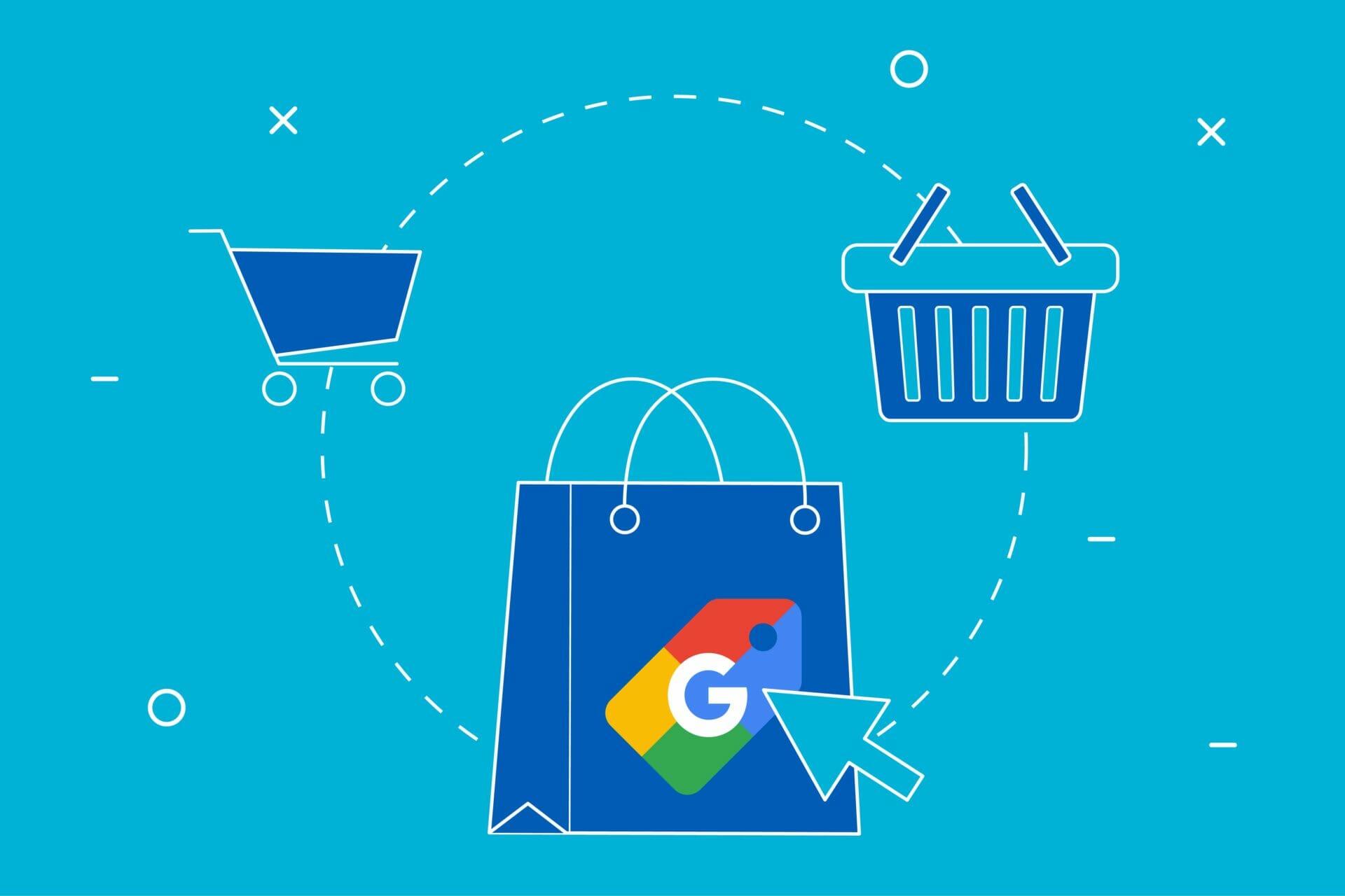 come vendere su google shopping