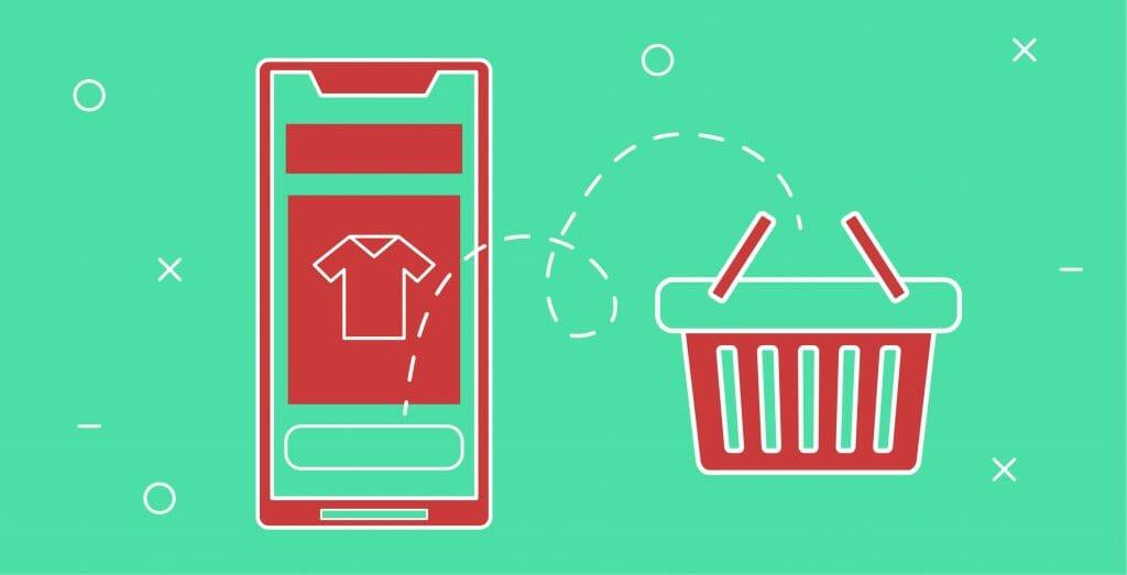 app per e-commerce