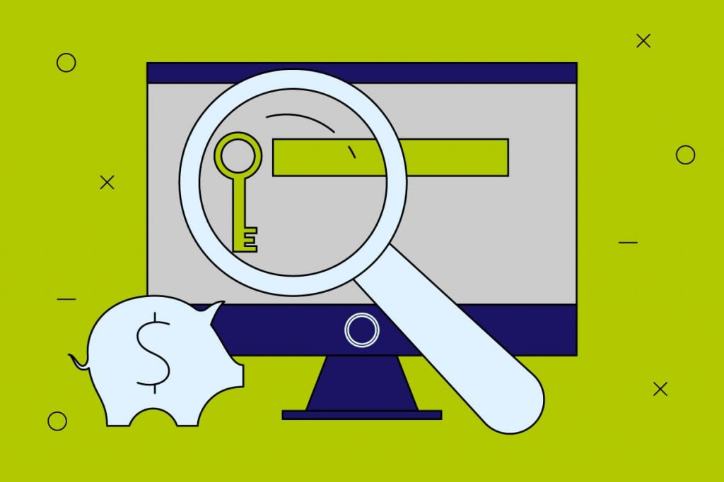 trovare le parole chiave per un e-commerce