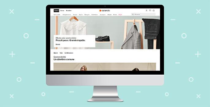 esempio di come creare un e-commerce per un prodotto di nicchia