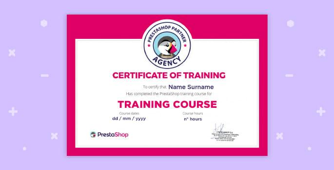 agenzia PrestaShop certificata