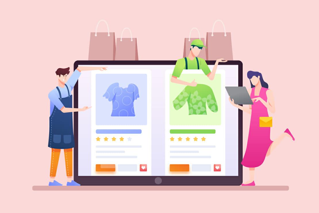 scrivere la scheda prodotto di un e-commerce
