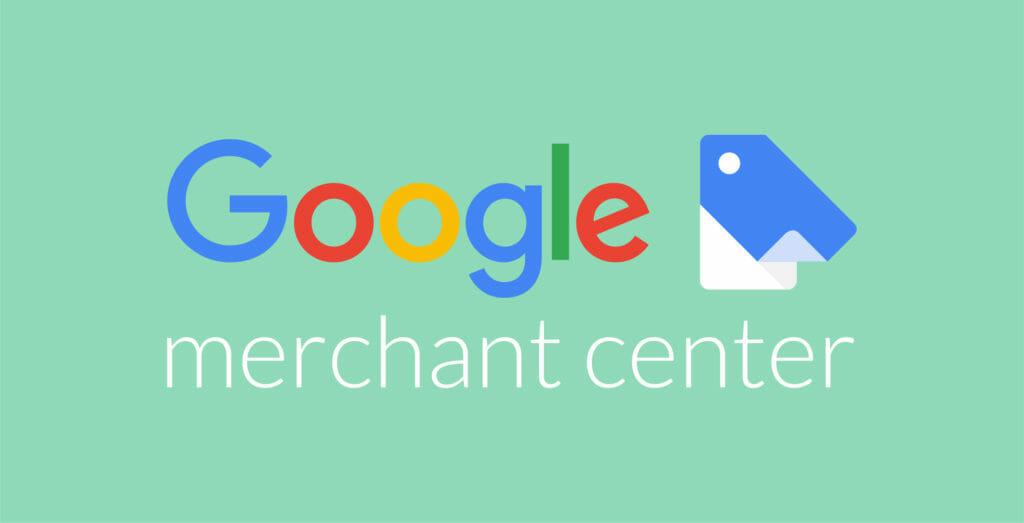 merchant center di google