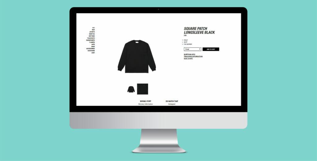 correzione errori e-commerce