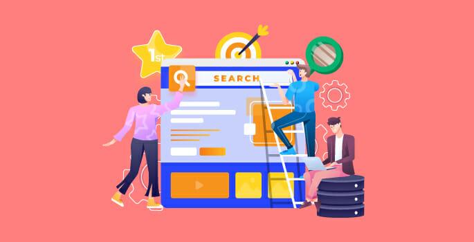 vantassi della SEO per un e-commerce