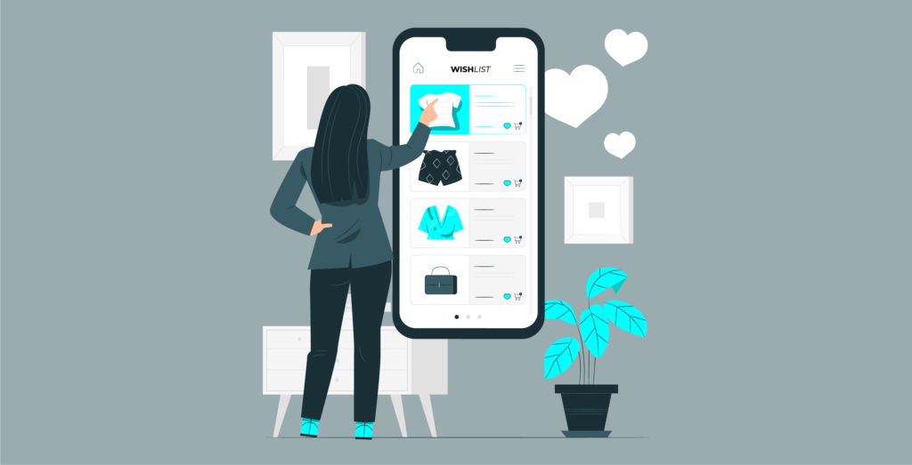 come creare un'app per un e-commerce