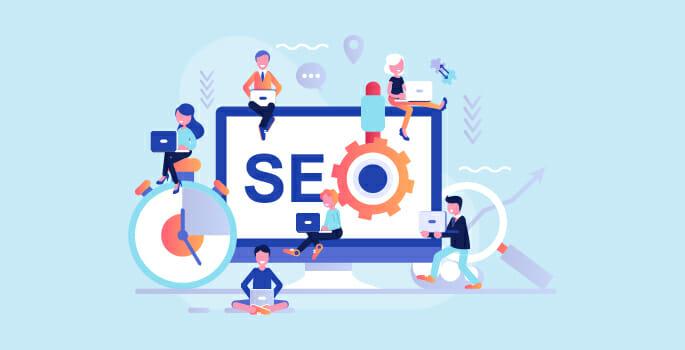 web marketing per e-commerce SEO