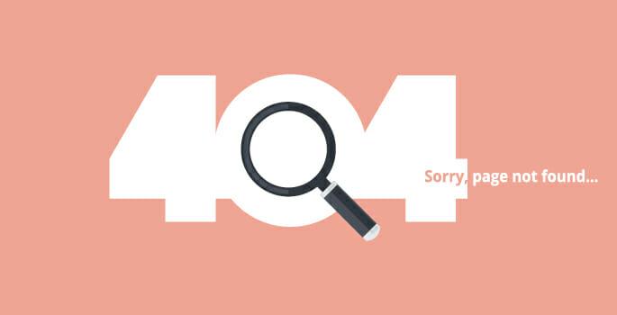 audit seo errori 404