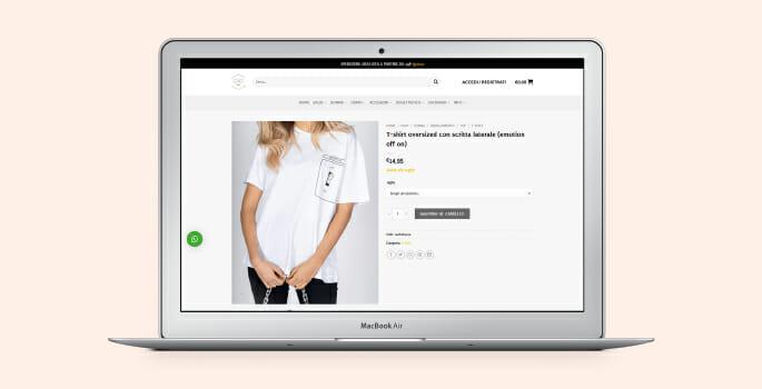 pubblicizzare un prodotto e-commerce