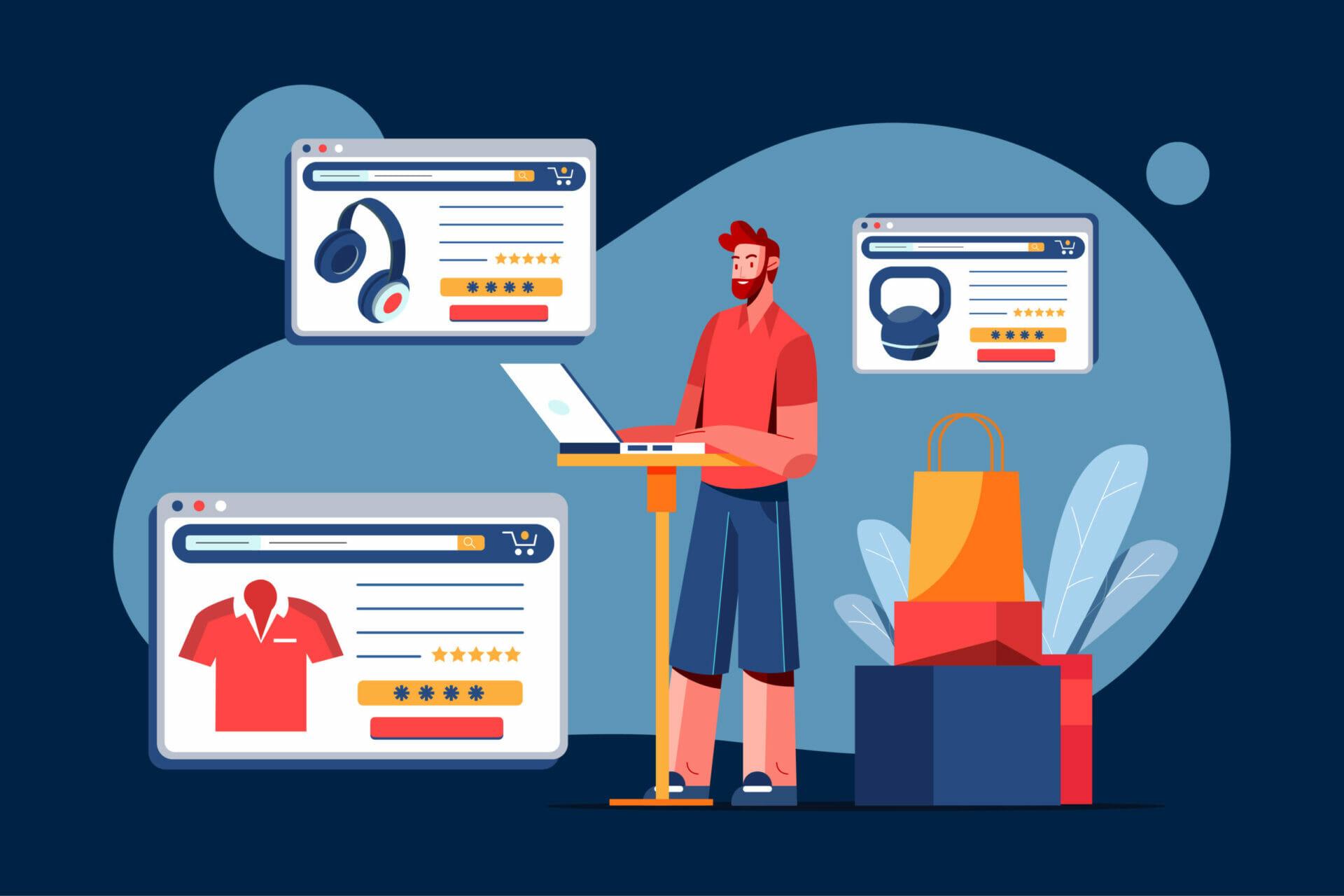 realizzare un e-commerce di successo